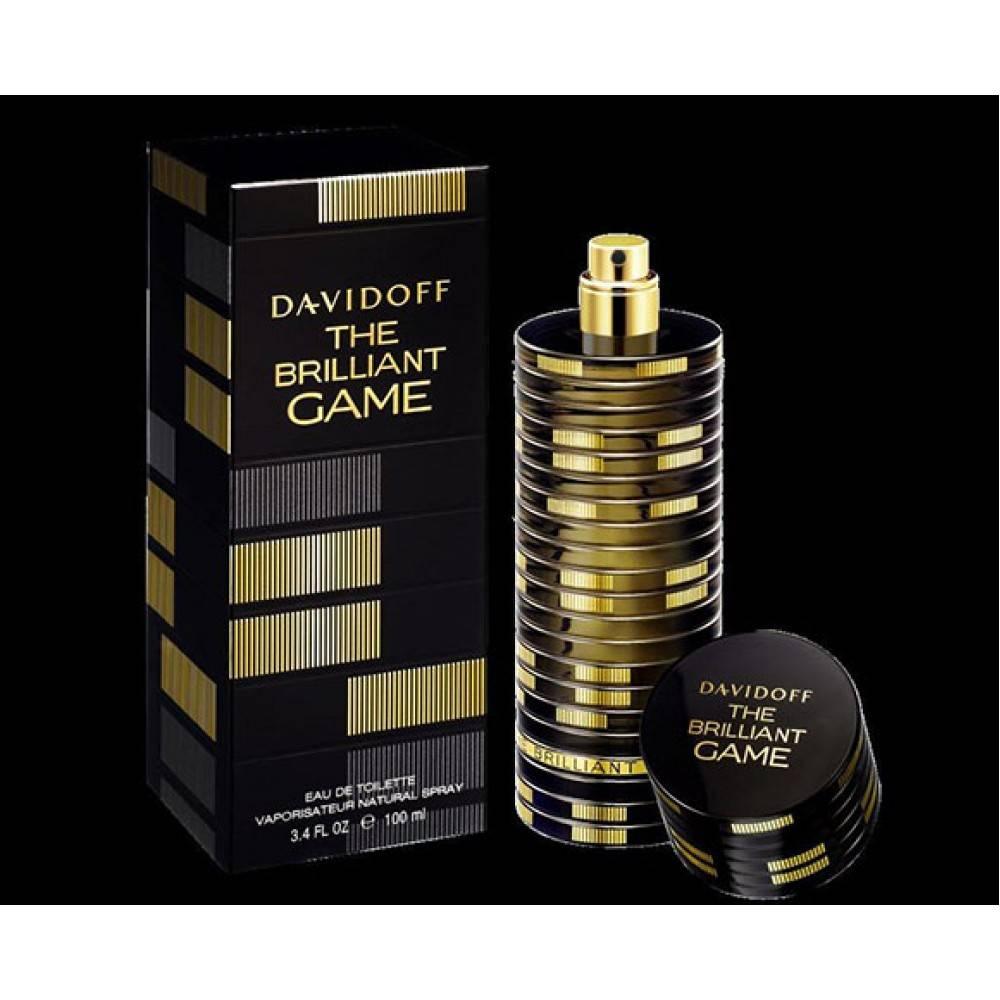 Davidoff The Brilliant Game men's perfume EDT