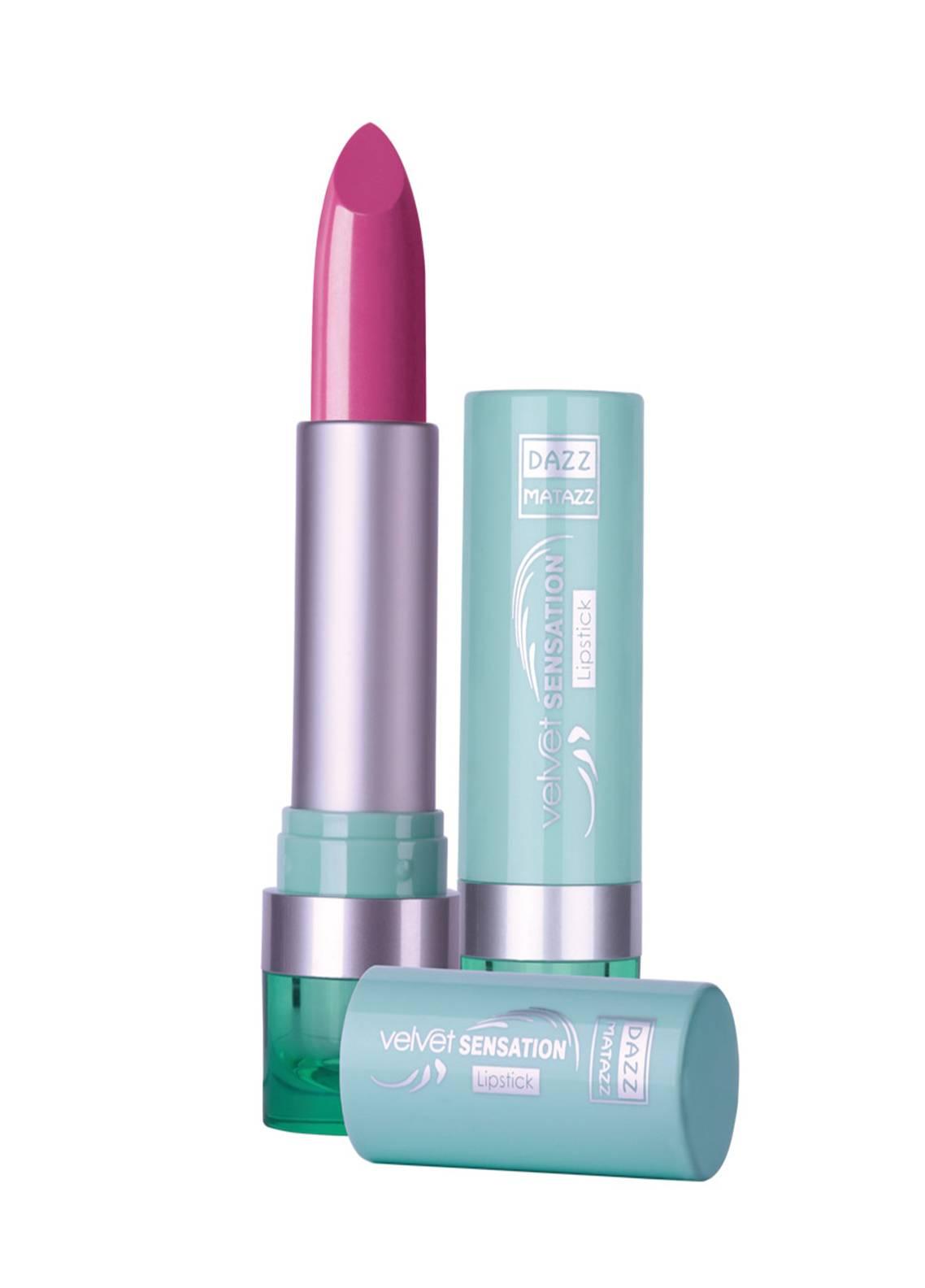 Dazz Matazz Velvet Sensation Lipstick-05 CRUSHED TROPICAL BREEZE