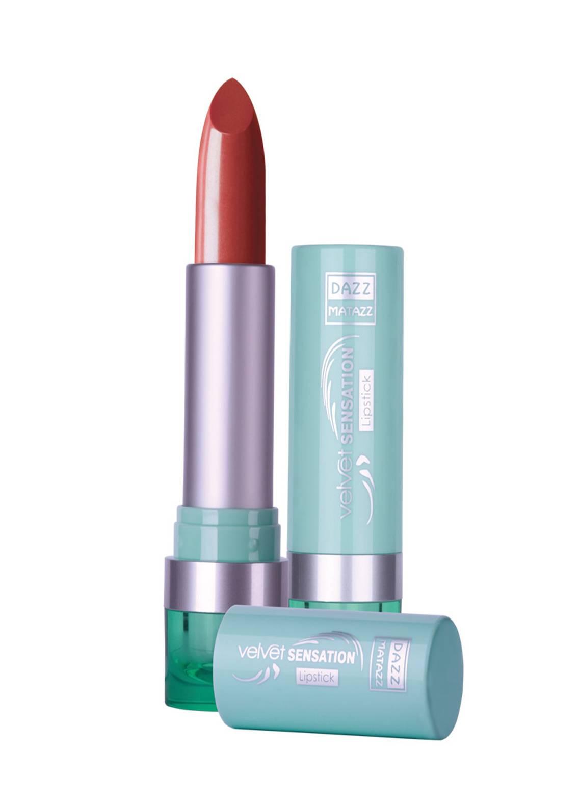 Dazz Matazz Velvet Sensation Lipstick-09 VANILLA CHERRY FUDGE