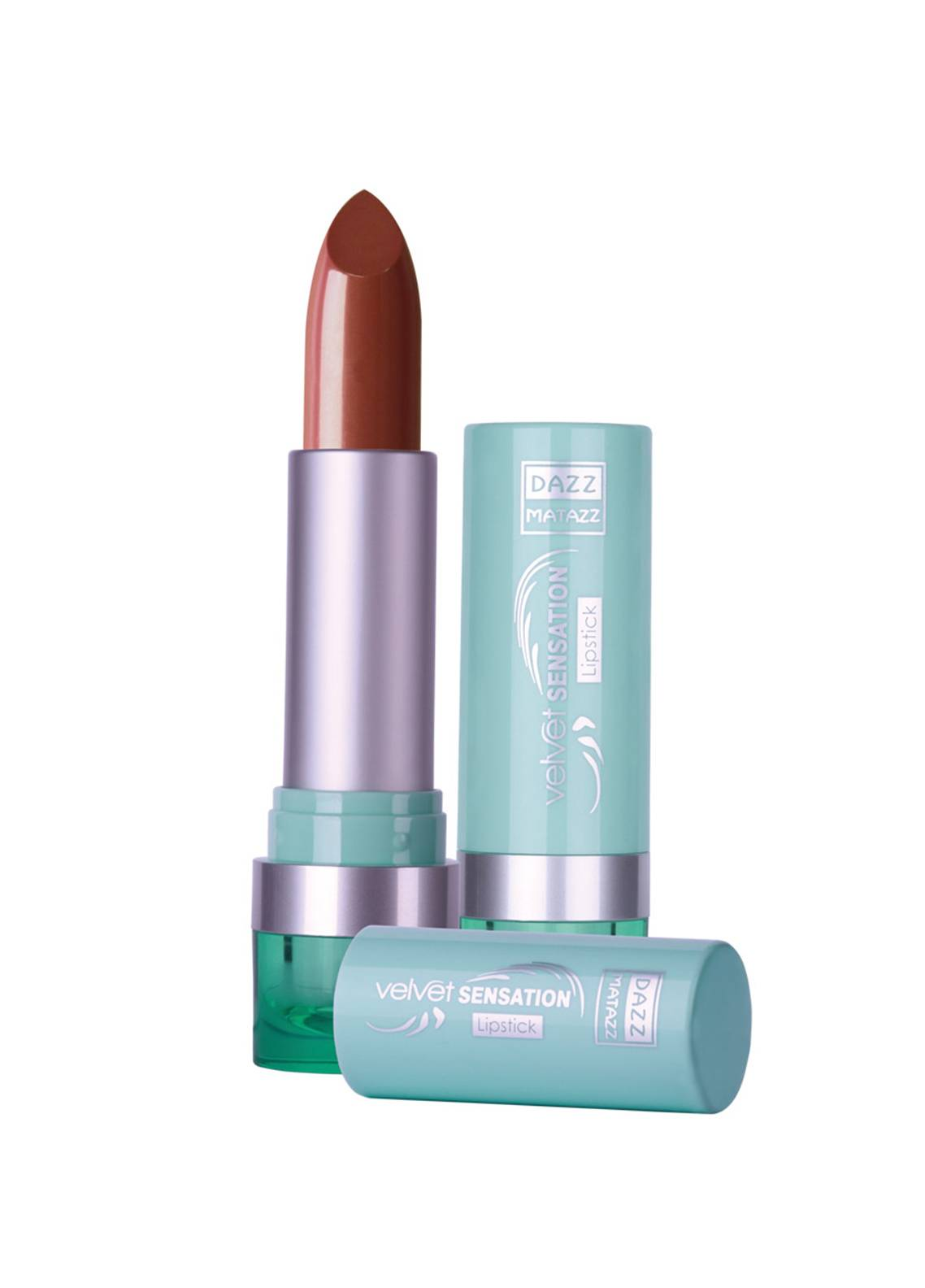 Dazz Matazz Velvet Sensation Lipstick-11 MAPLE FUDGE