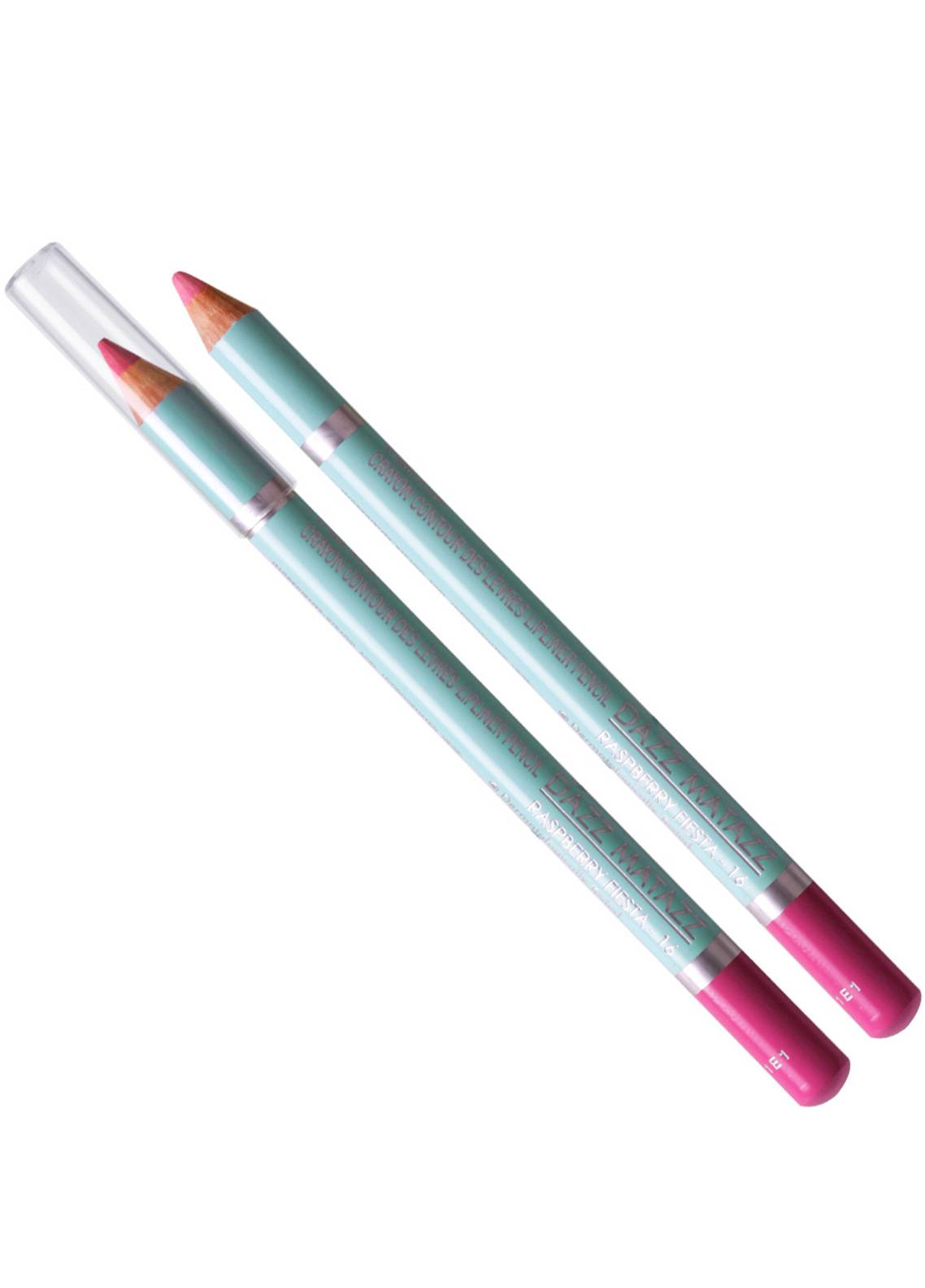 Dazz Matazz Lip Liner Pencil-16 RASPBERRY FIESTA