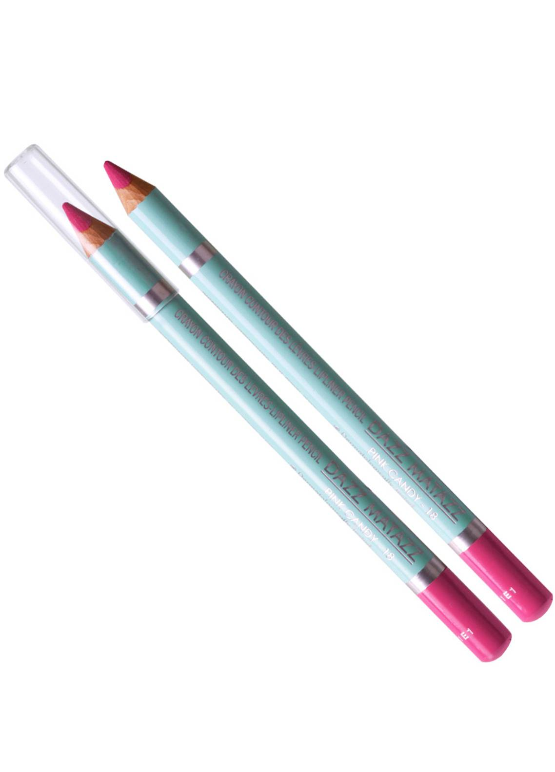 Dazz Matazz Lip Liner Pencil-18 PINK CANDY