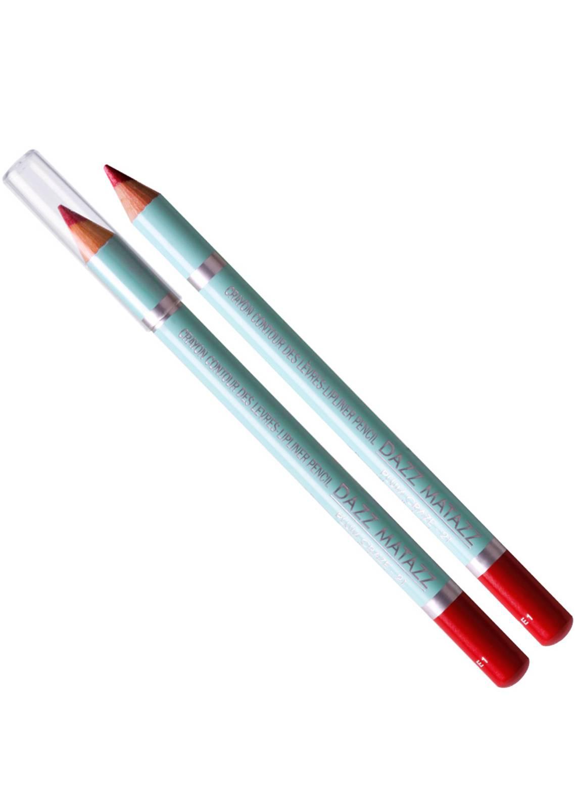 Dazz Matazz Lip Liner Pencil-21 PLUM CRAZE