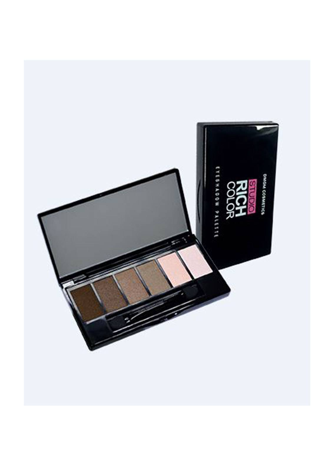 DMGM Studio Rich Color Eye Shadow Pallete-01