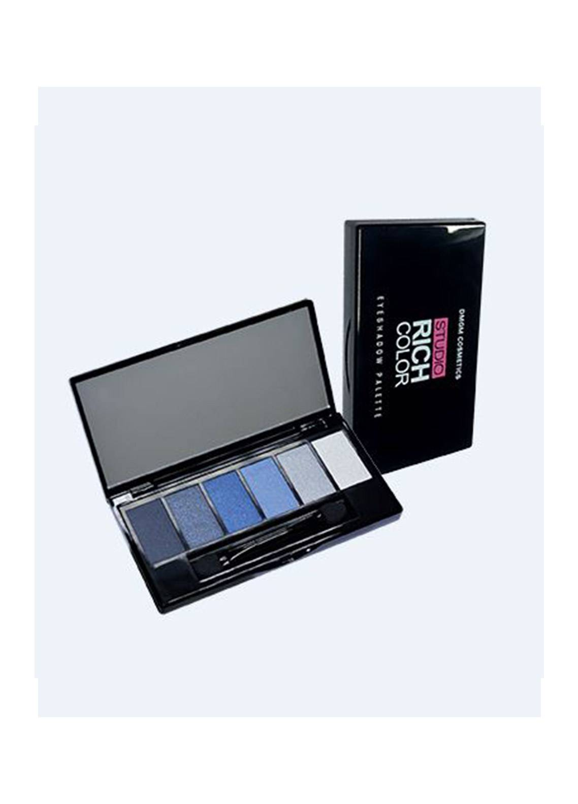 DMGM Studio Rich Color Eye Shadow Pallete-03