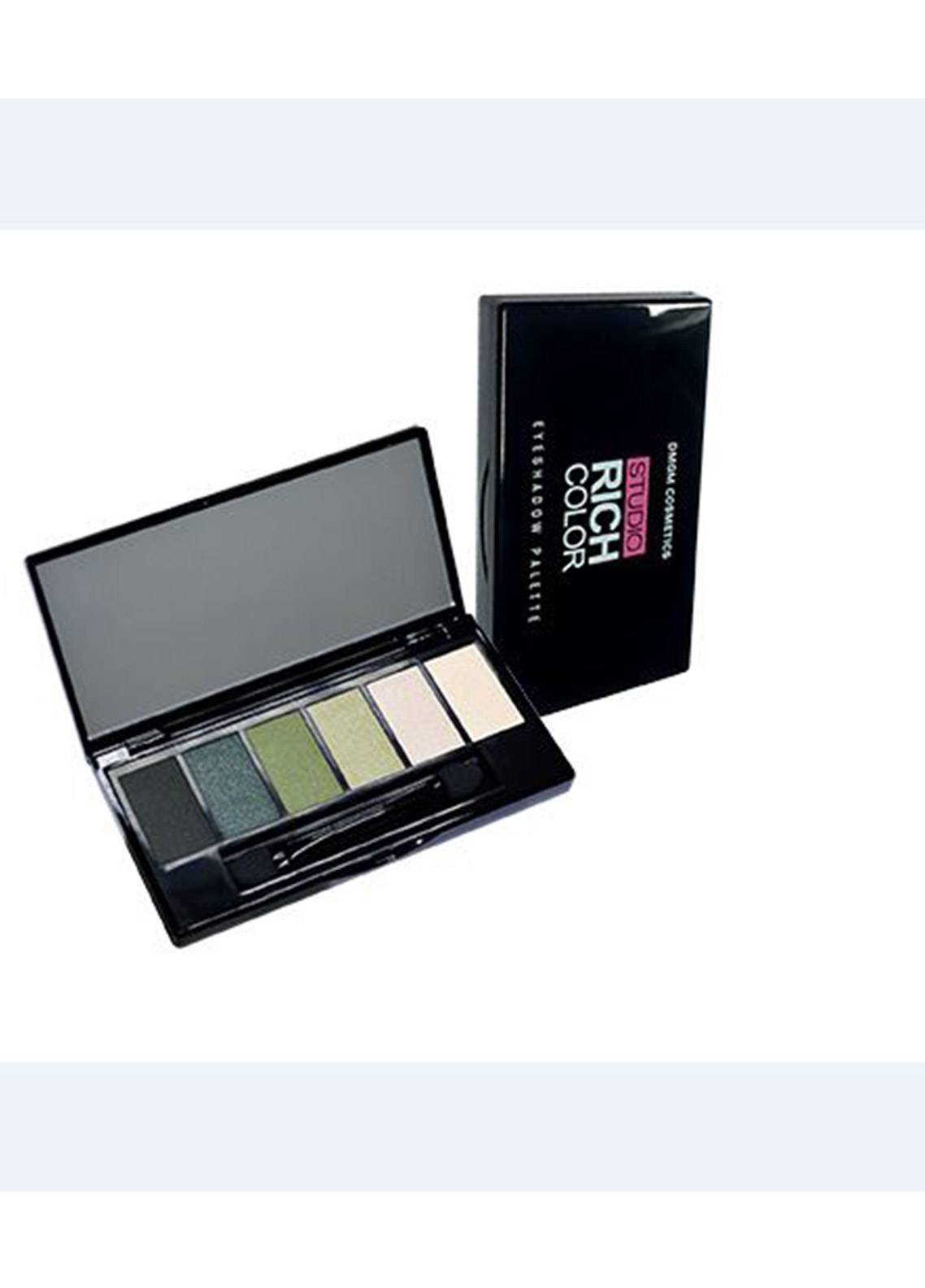 DMGM Studio Rich Color Eye Shadow Pallete-04