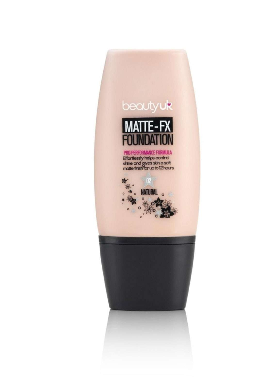 Beauty UK Matte FX Foundation - 2 Natural