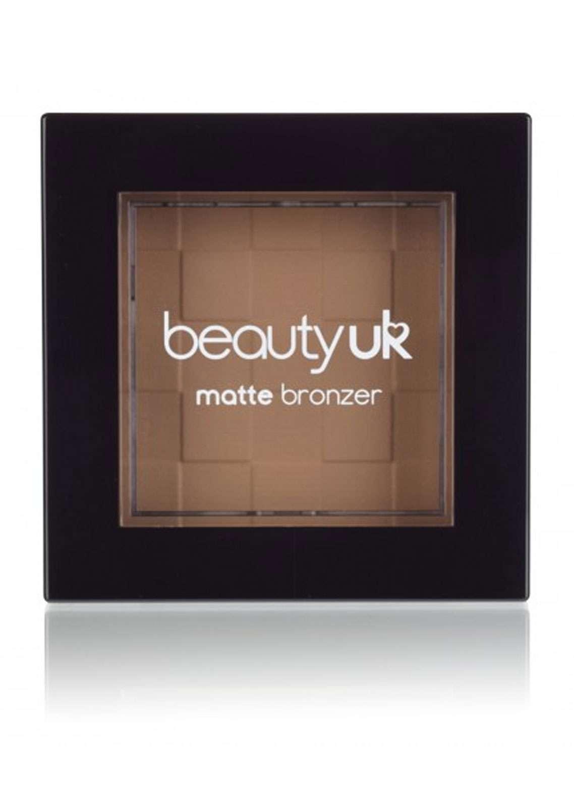 Beauty UK Matte Bronzer - 2 Dark