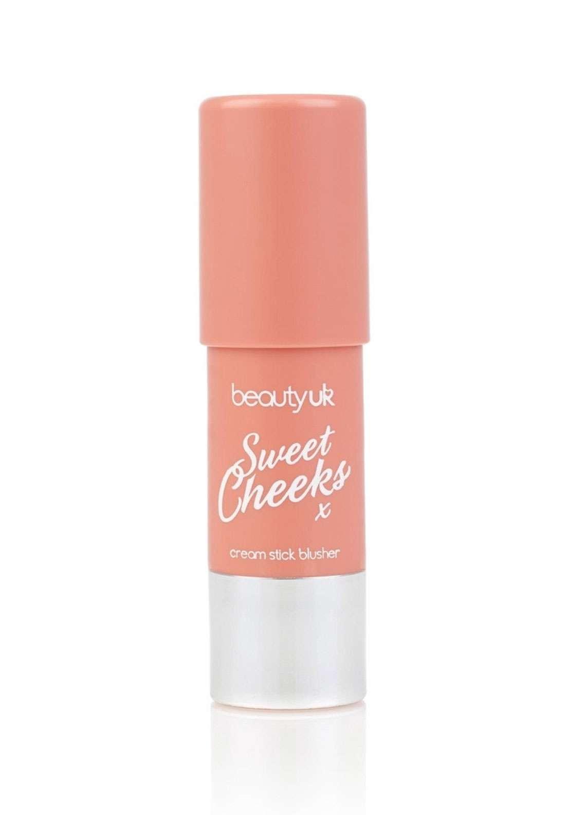 Beauty UK Sweet Cheeks Blusher - 3 Strawberry Jelly