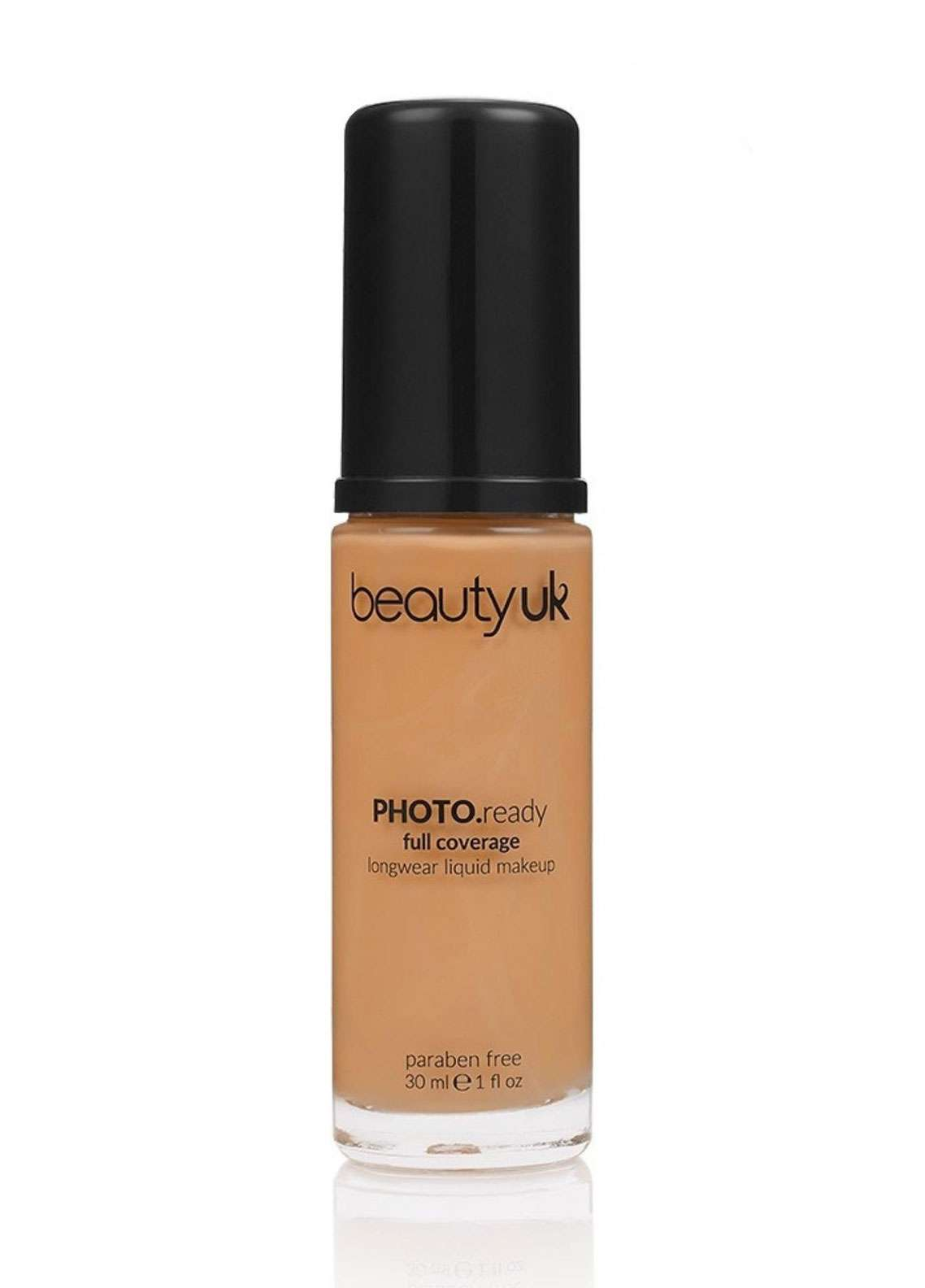 Beauty UK Photo Ready Foundation - 6 Tan