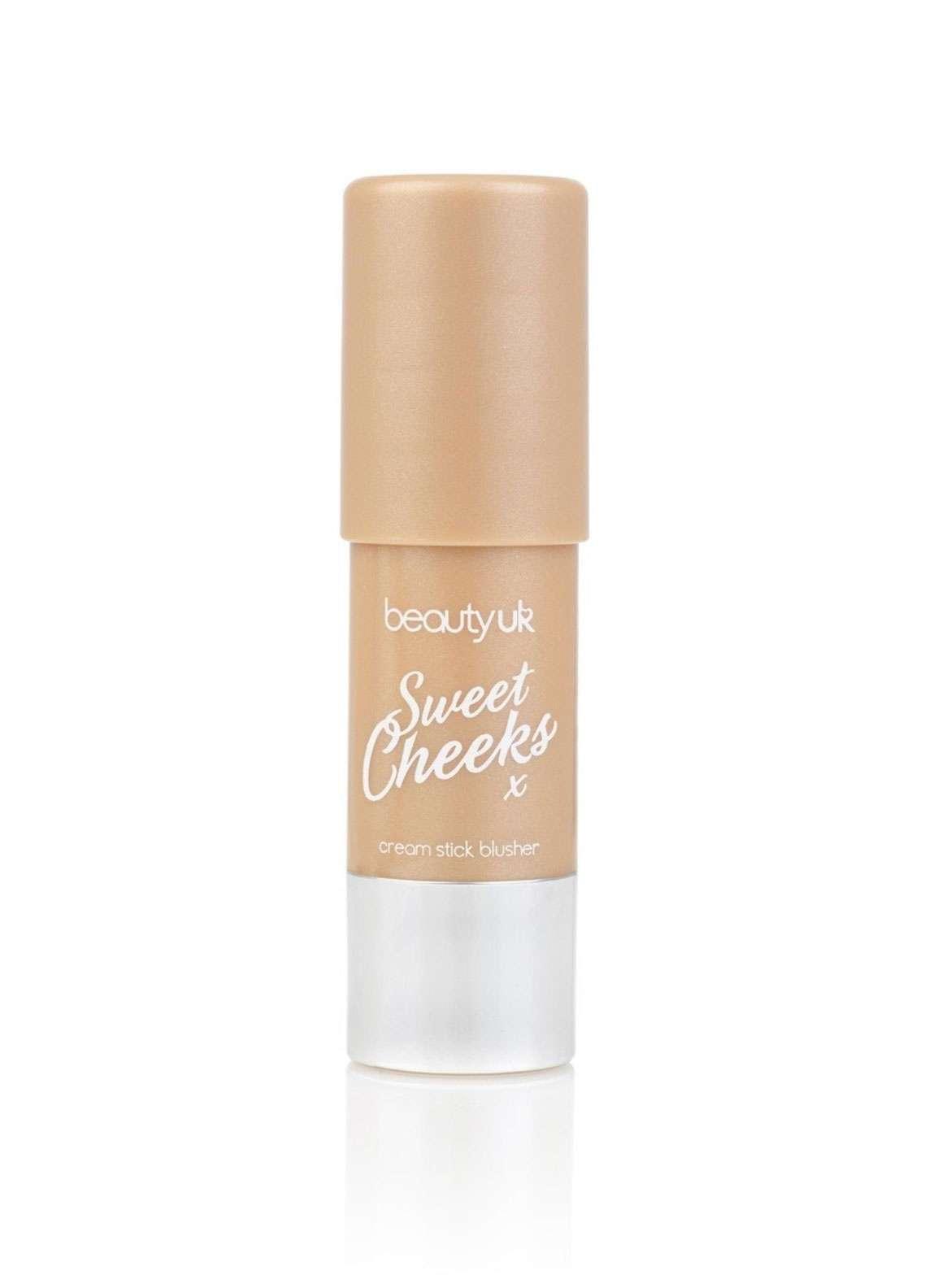 Beauty UK Sweet Cheeks Blusher - 6 Vanilla Ice