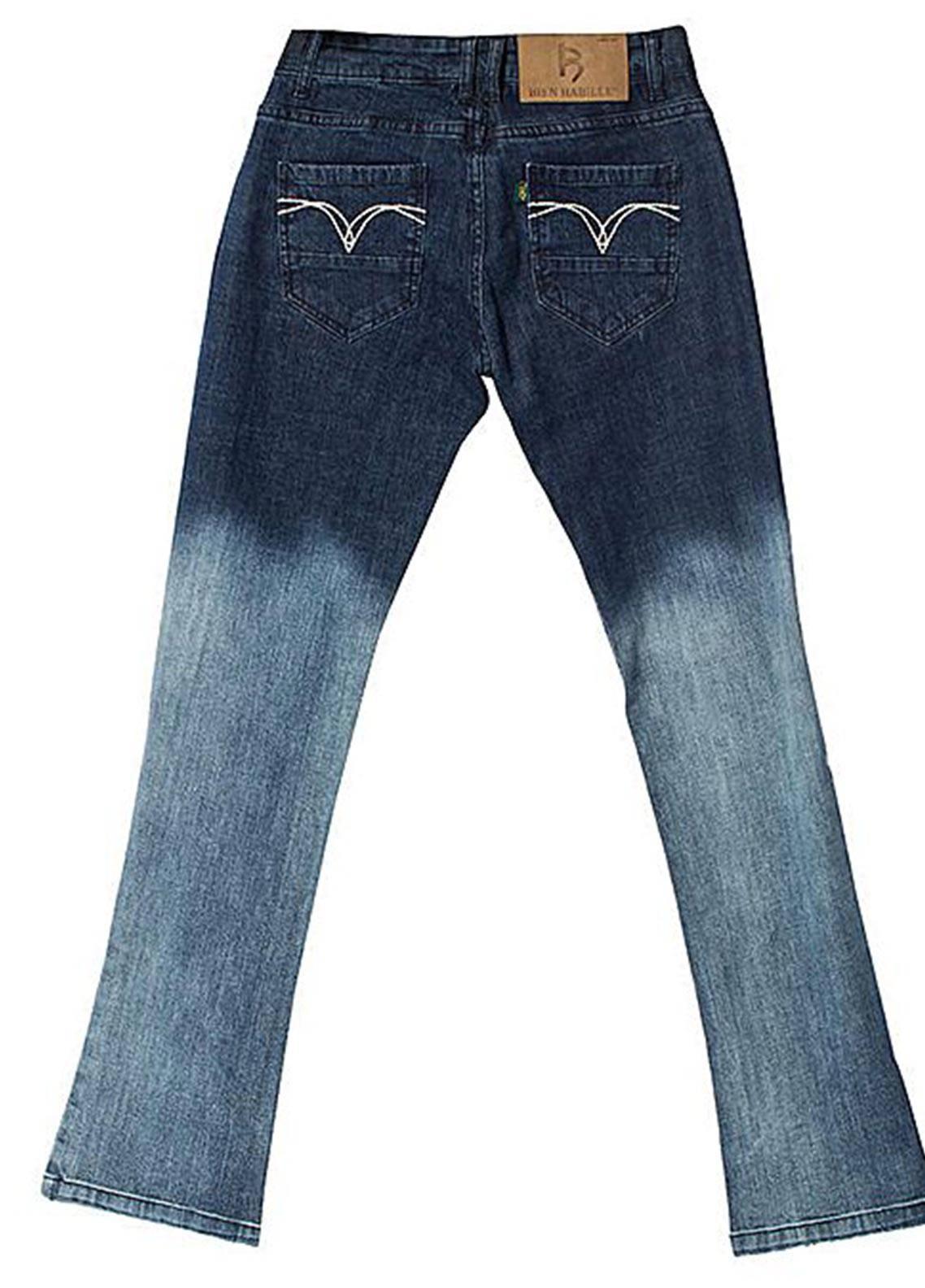 Bien Habille Jeans Casual Fit Blue Light & Dark