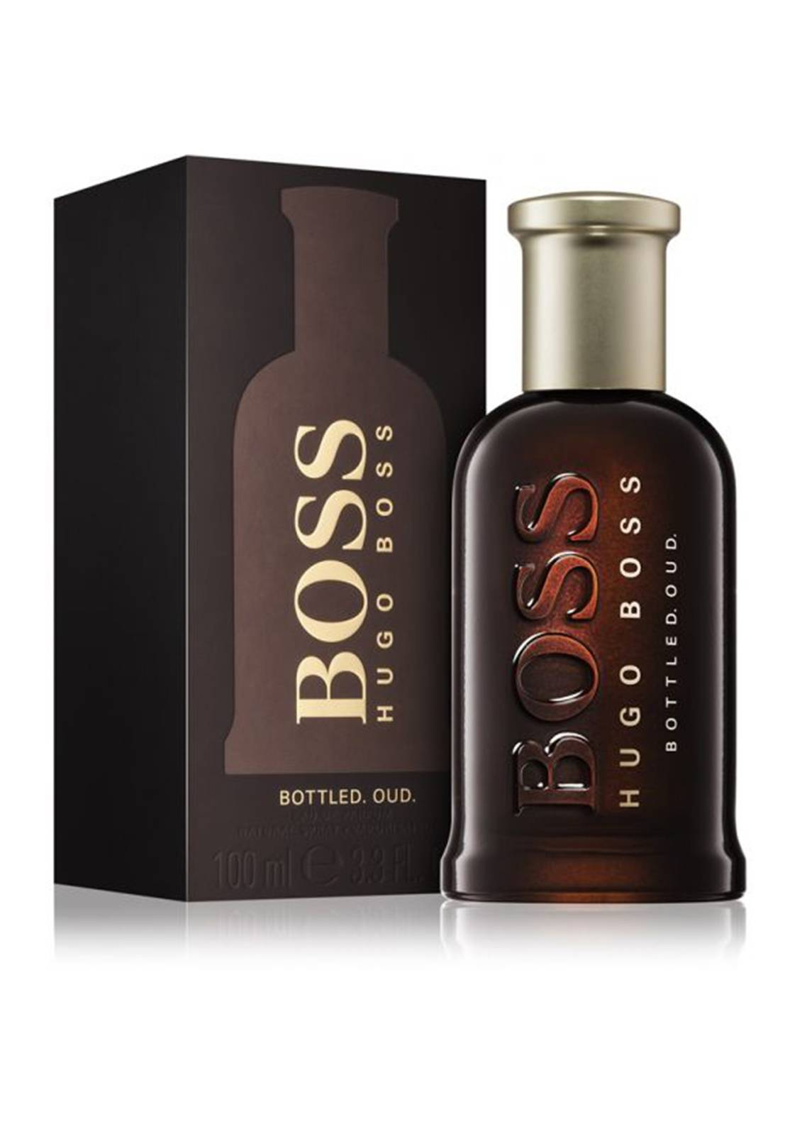 Hugo Boss Bottled Oud men's perfume EDP