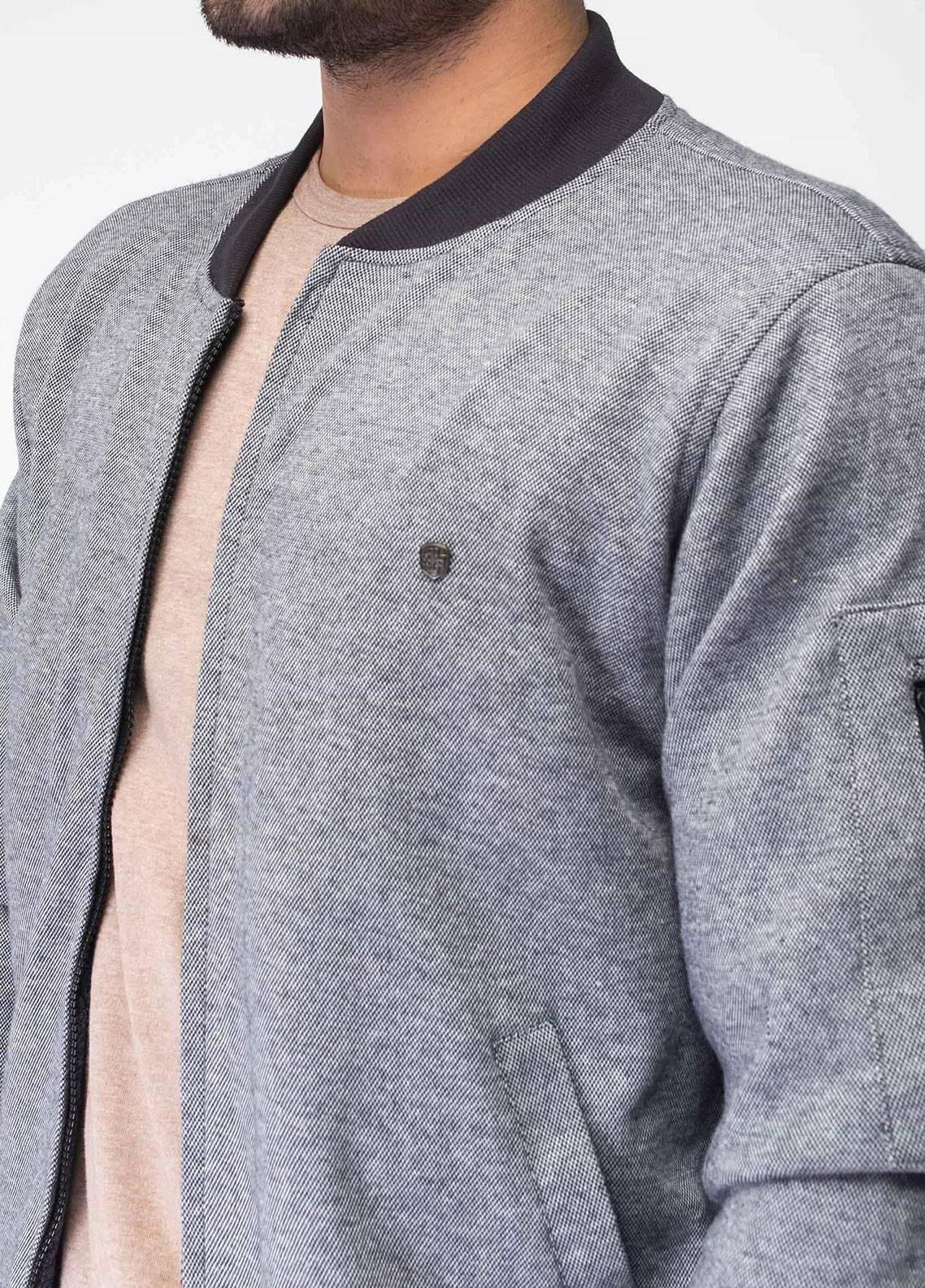 Brumano Polyester Full Sleeves Men Jackets - Blue BRM-11-0083