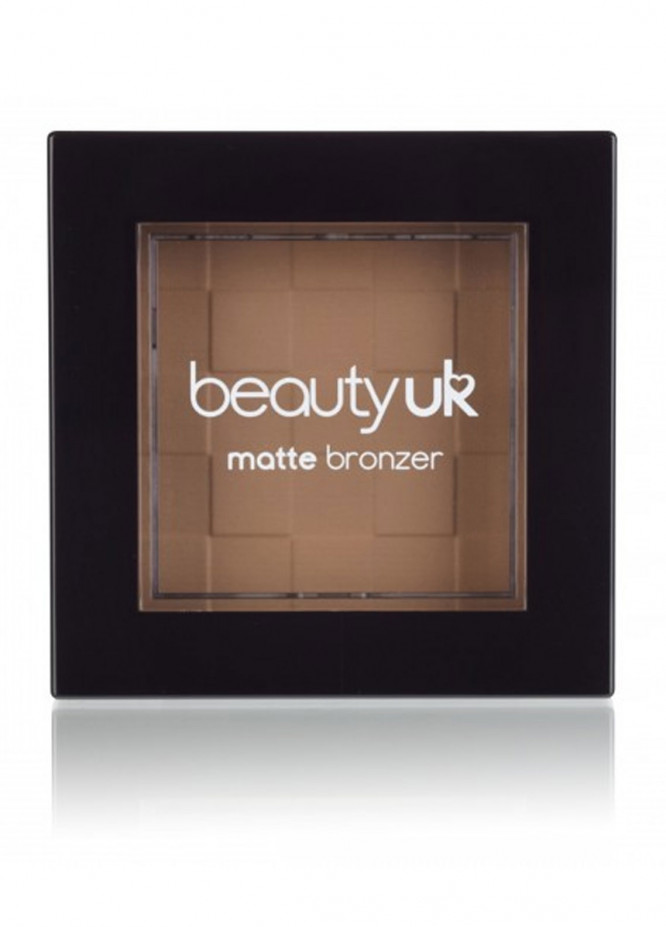 Beauty UK Matte Bronzer - 2 Dark