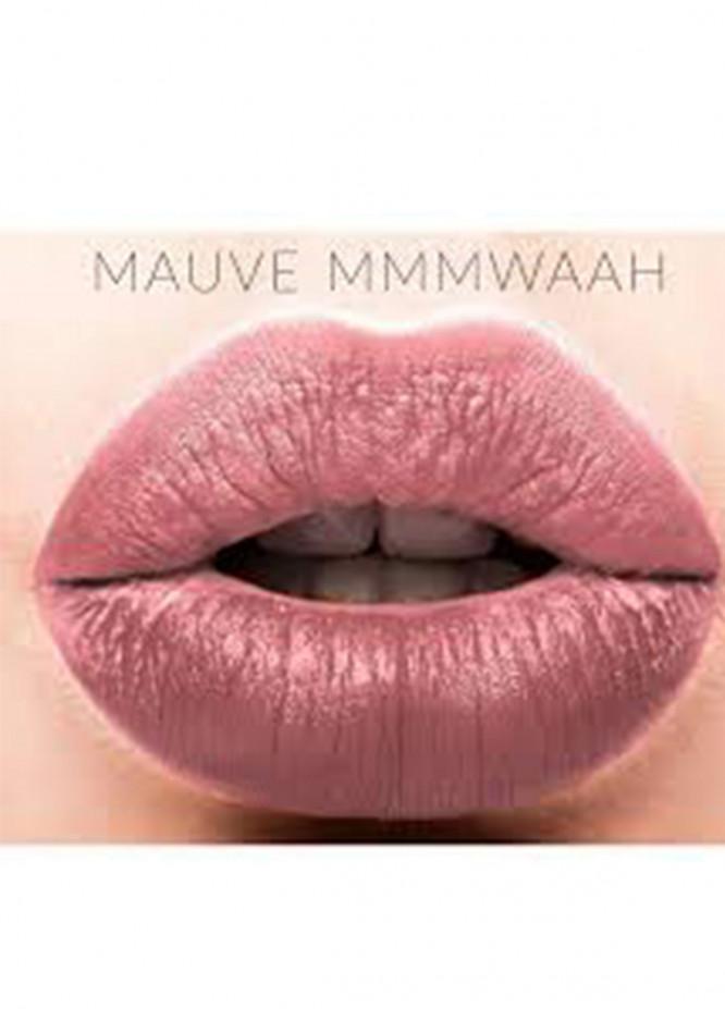 Beauty UK Pucker Up Matte Twist Up Lip Liner - 2 Mauve Mmmwaah