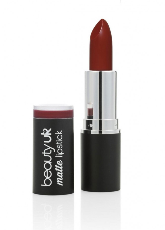 Beauty UK Matte Lipstick - 18 Ravenous