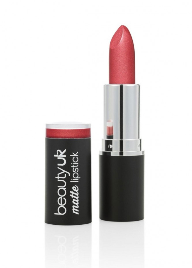 Beauty UK Matte Lipstick - 22 Daredevil
