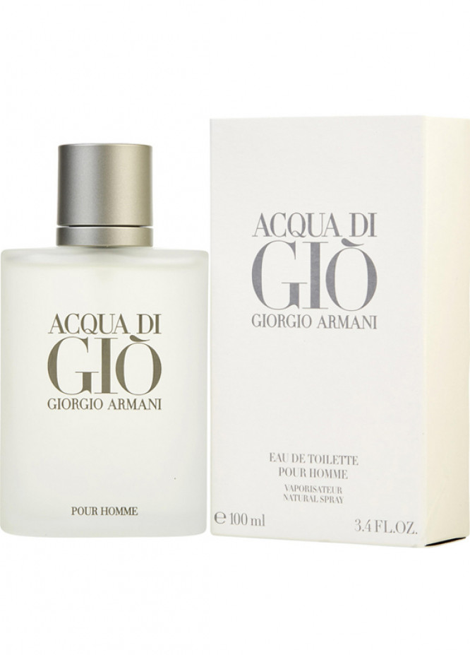 Armani Acqua Di Gio men's perfume EDT