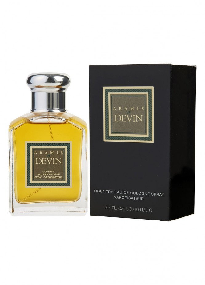 Aramis Devin Country Eau De Cologne Spray men's perfume