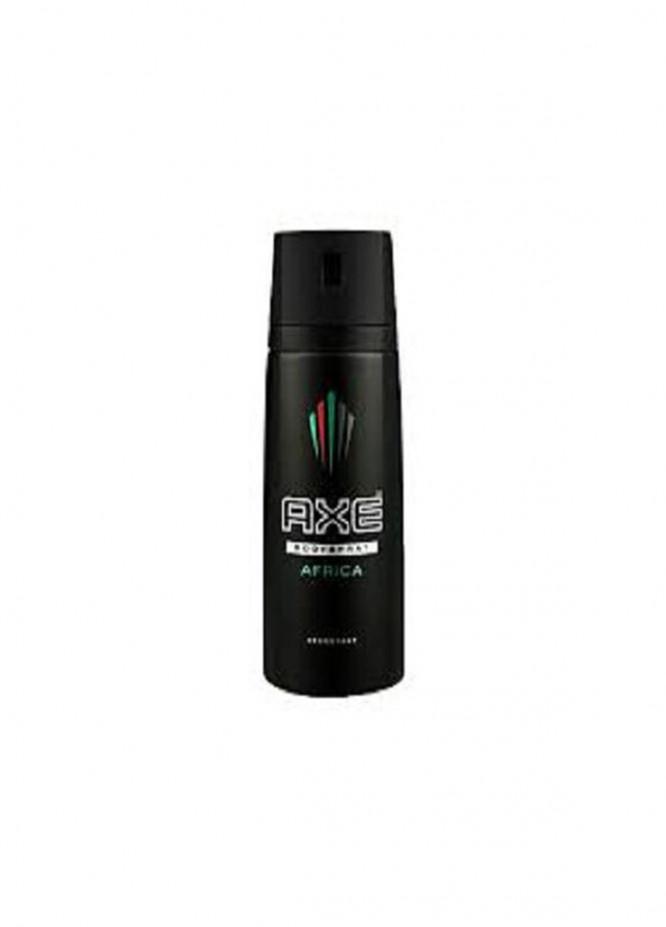 AXE Axe Africa Black men's body spray