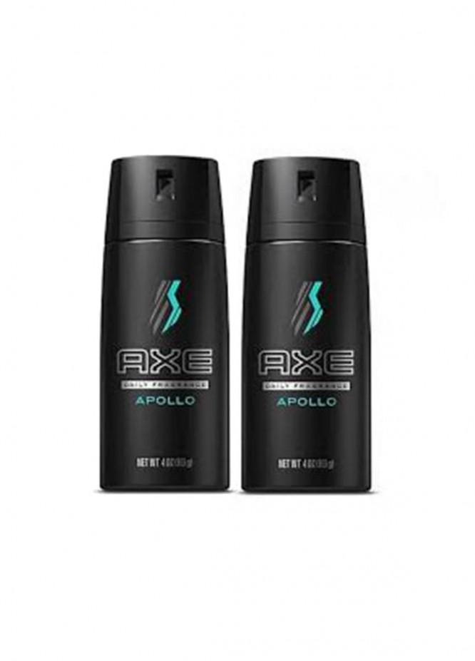 AXE Axe Apollo Pack of 2 men's body spray