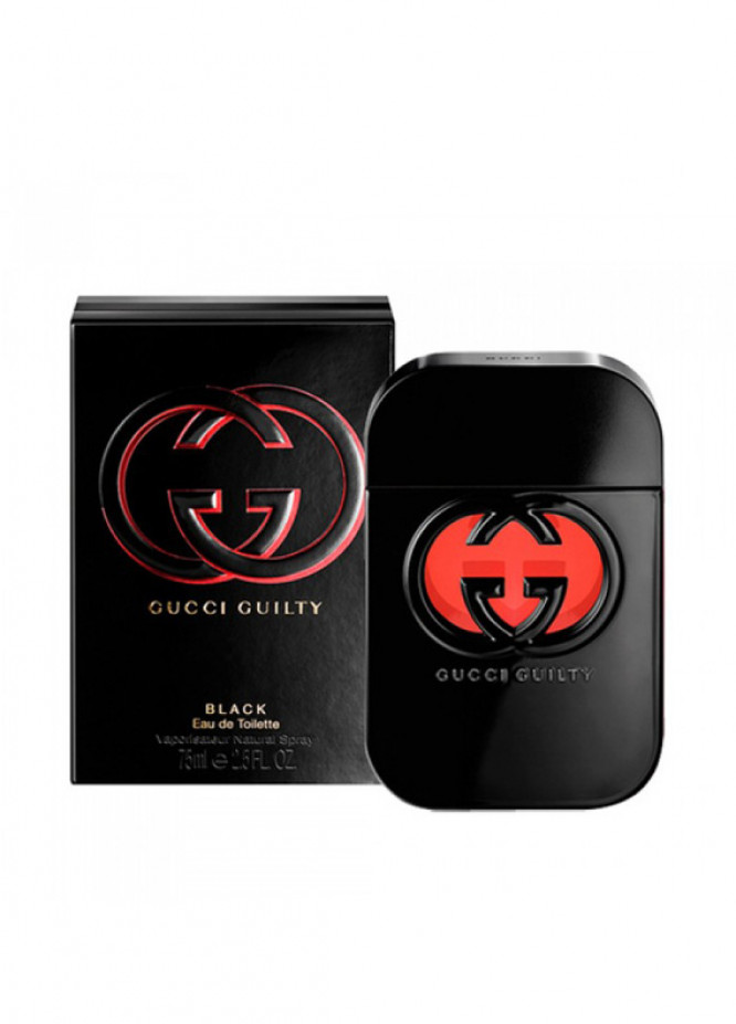 Gucci Guilty Black women's perfume EDT