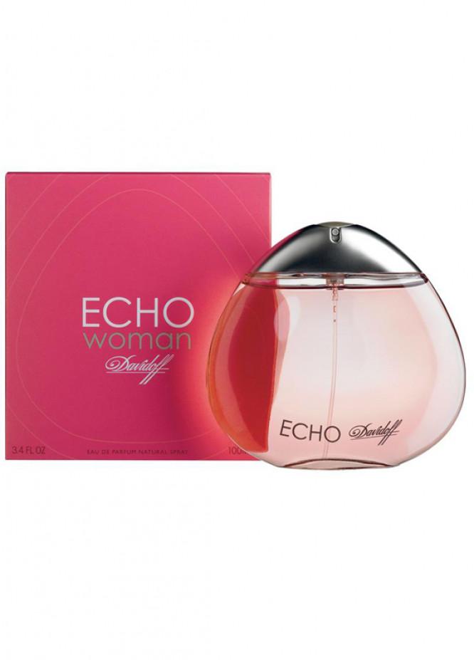 Davidoff Echo Woman women's perfume EDP