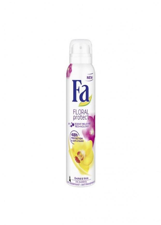 FA Fa Floral Protect 0% Alcholic women's body spray