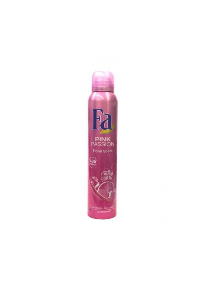 FA Fa Pink Passion women's body spray