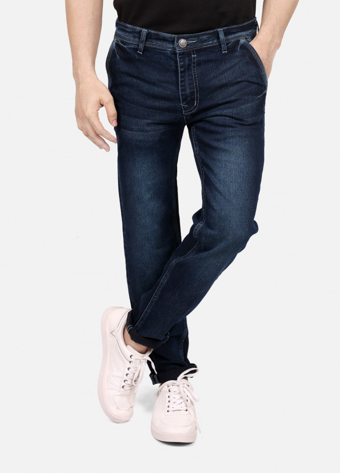 Furor Denim Casual Men Jeans - Blue FRM18DP 015