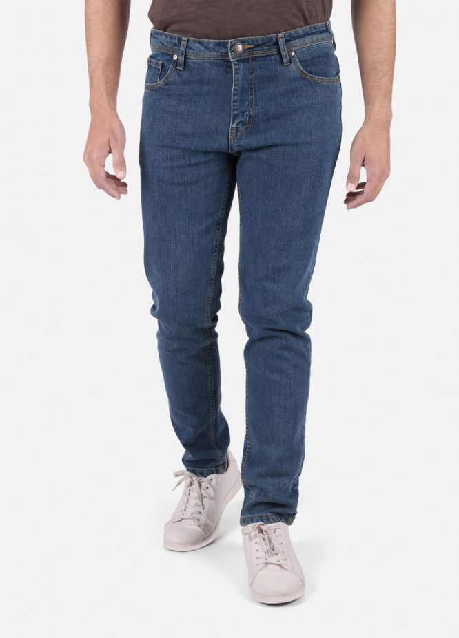 Furor Denim Casual Men Jeans - Blue FRM18DP 019