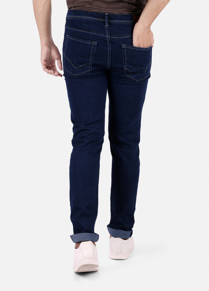 Furor Denim Casual Jeans for Men - Blue FRM18DP 020