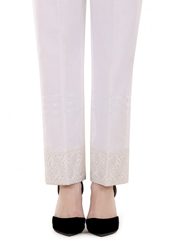 Gulaal Embroidered  Stitched Trouser GL17T 06