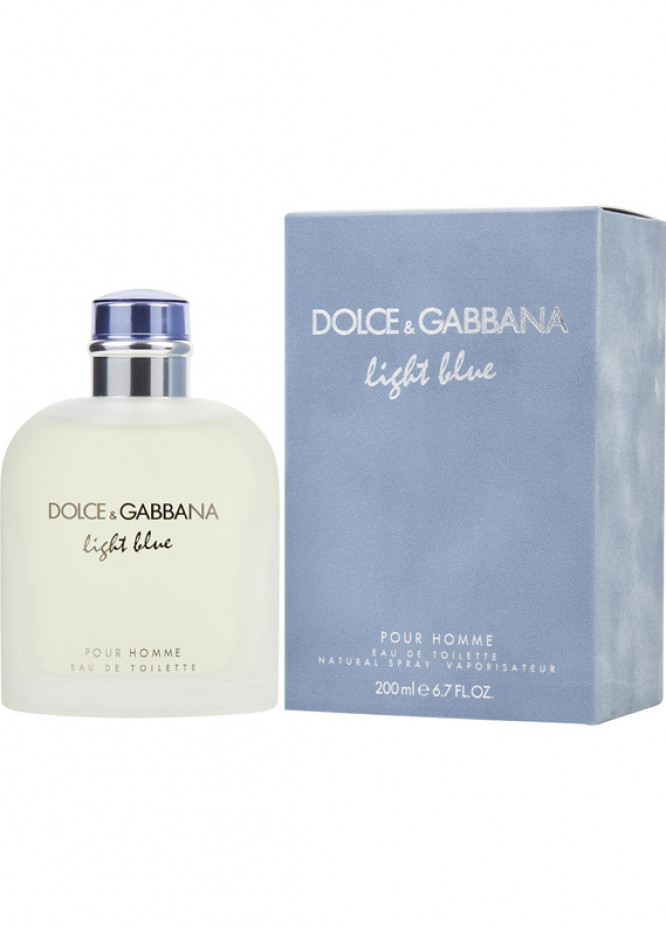 D&G Light Blue Pour Homme Perfume for men EDT
