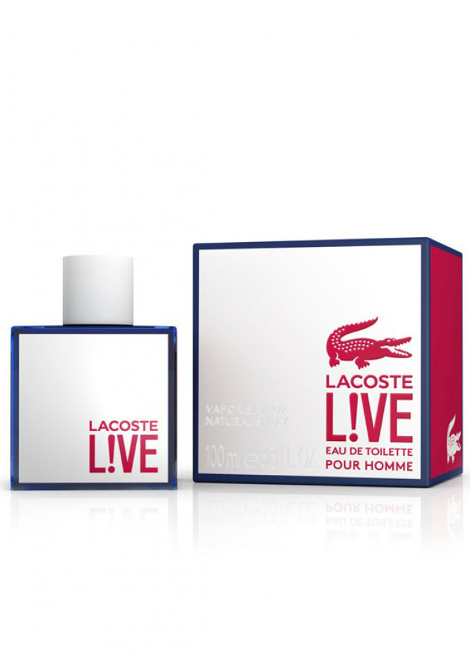 Lacoste Live Perfume for men EDT