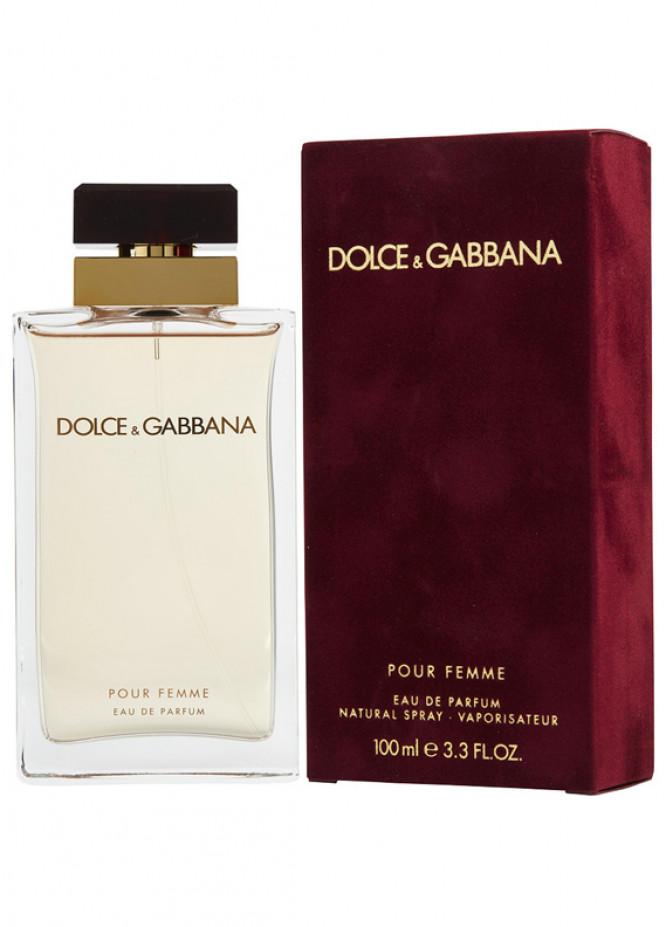 D&G Pour Femme women's perfume EDP