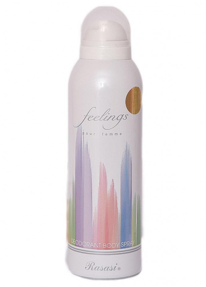 Rasasi Feelings Pour Femme women's body spray