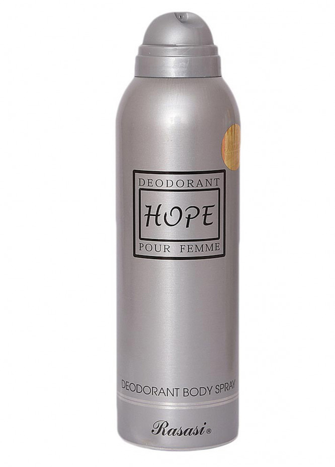 Rasasi Hope Pour Femme women's body spray