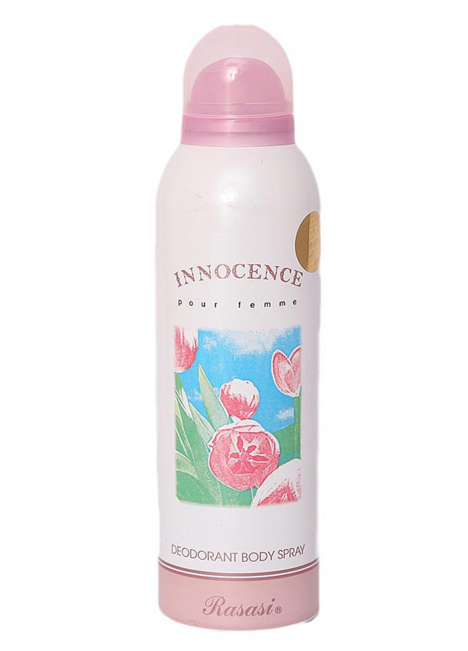 Rasasi Innocence Pour Femme women's body spray