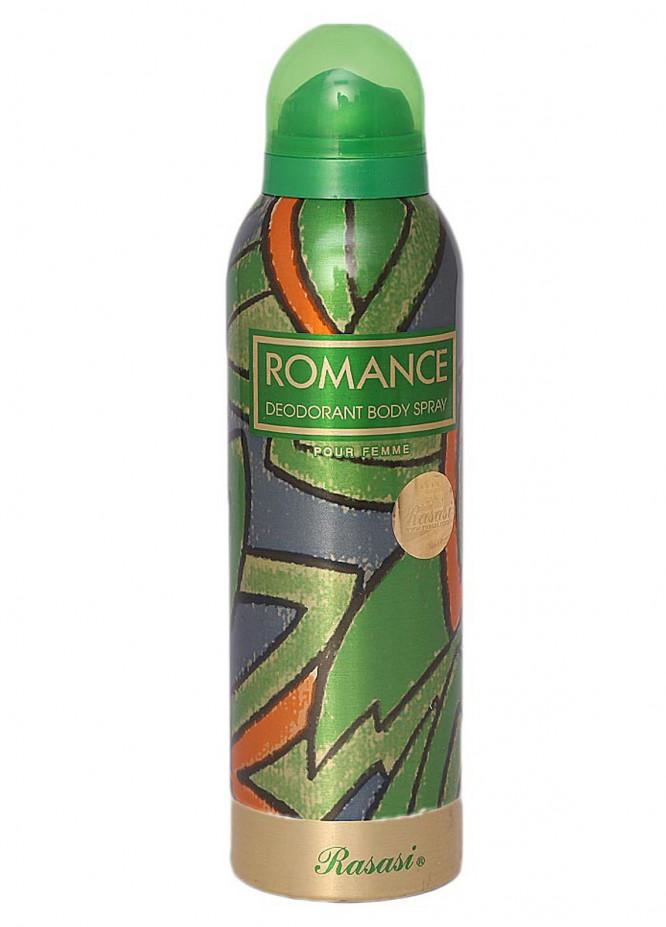 Rasasi Romance Pour Femme women's body spray
