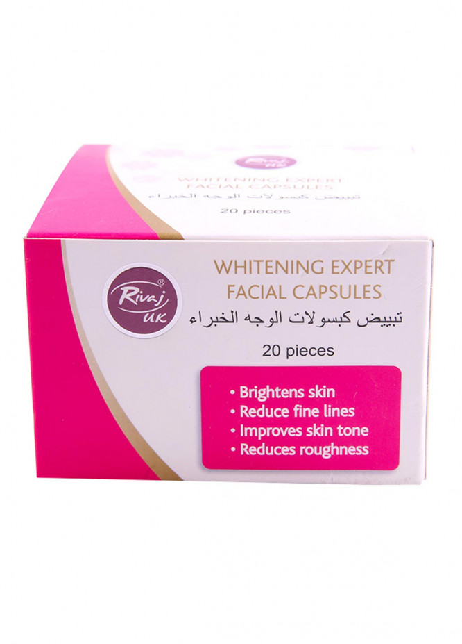 Rivaj UK- Whitening Expert Facial Capsules