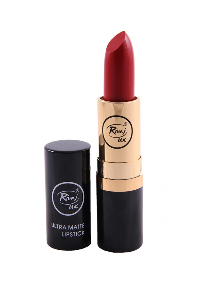 Rivaj UK Ultra Matte Lipstick - 06