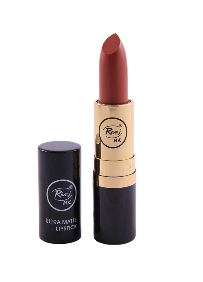 Rivaj UK Ultra Matte Lipstick - 10