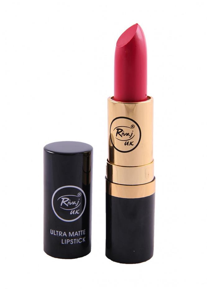 Rivaj UK Ultra Matte Lipstick - 12