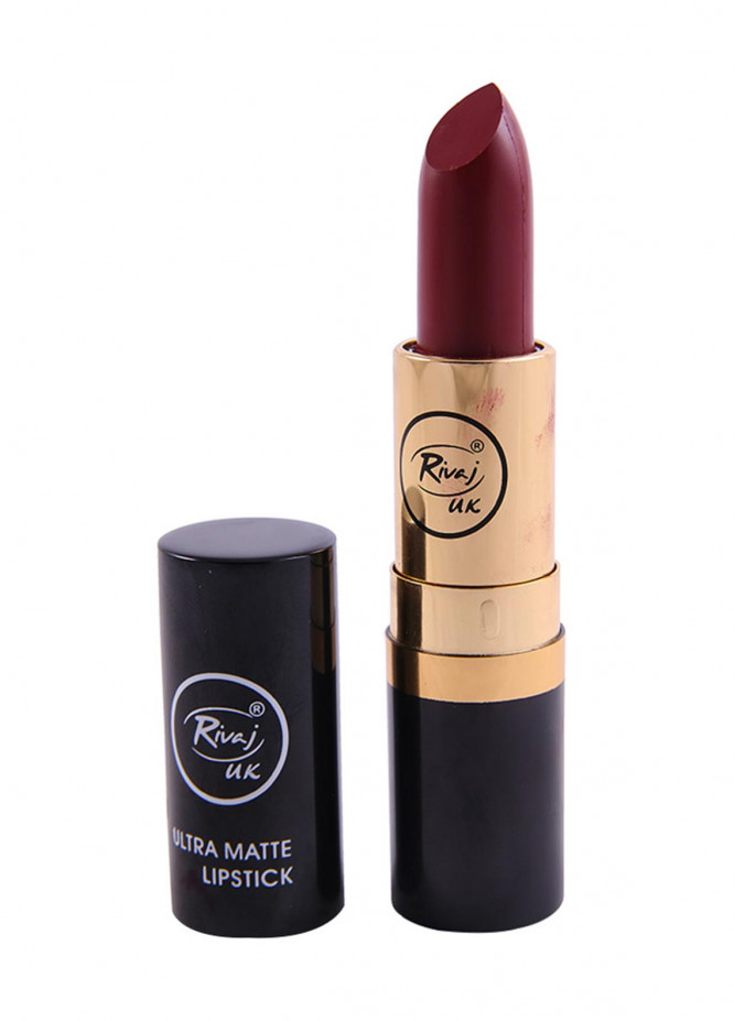 Rivaj UK Ultra Matte Lipstick - 16