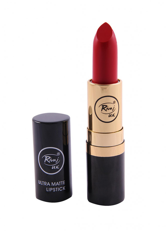 Rivaj UK Ultra Matte Lipstick - 27