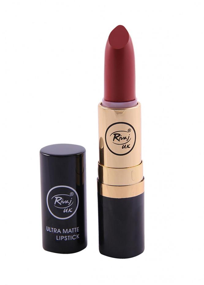 Rivaj UK Ultra Matte Lipstick - 28