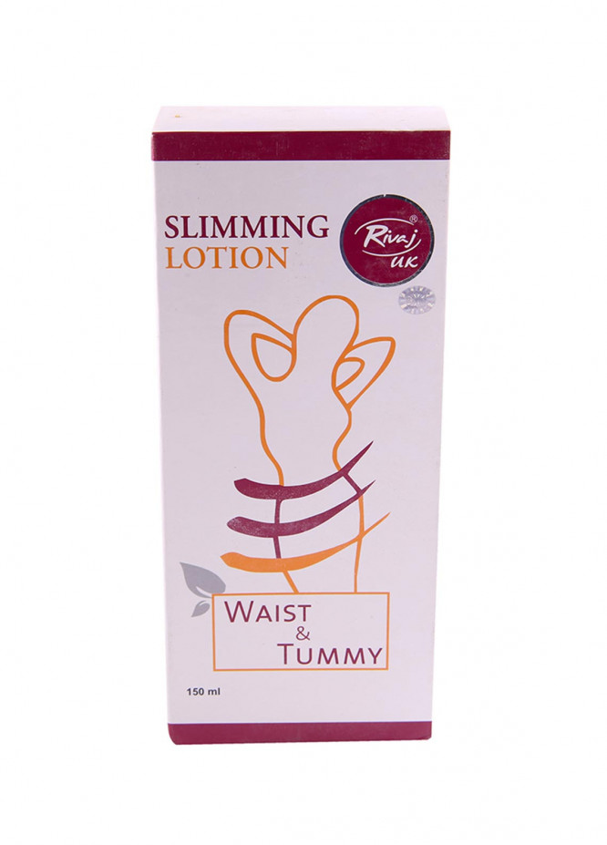 Rivaj UK Slimming Lotion -Waist and Tummy