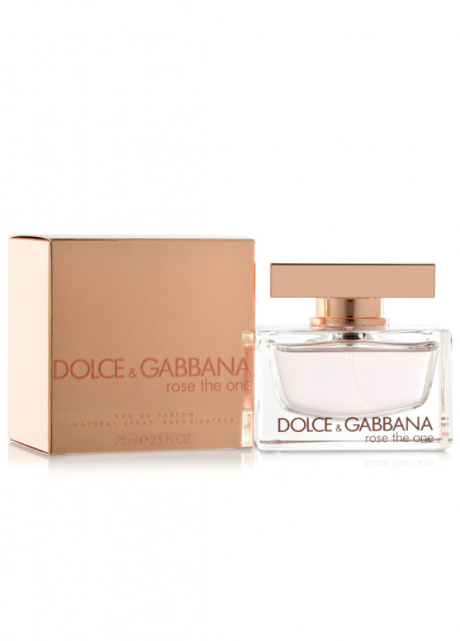 D&G Rose The One Perfume for women EDP